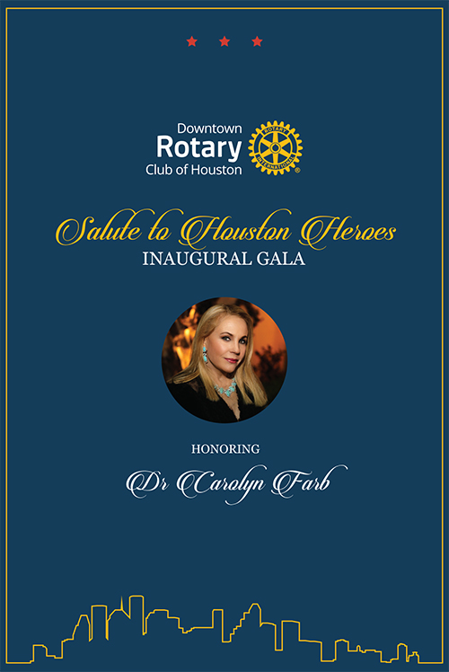 Rotary Club Program Cover